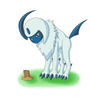 absol vs diglett? by LozAnime