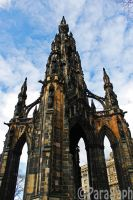 The Scott Monument. by ParaSoph