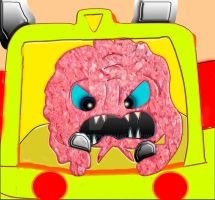 Krang by HCShannon