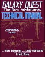 Galaxy Quest Technical Manual by CmdrKerner