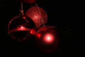 Christmas balls 2 by Dom410