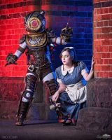 Bioshock by Lily-pily