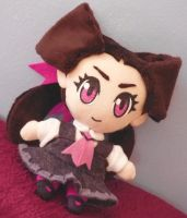 Rustboro Gym Leader Roxanne Plush by Nikicus