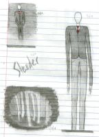 Slenderman page by annebear1