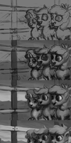 Hearty Fillies [WIP] by AssasinMonkey