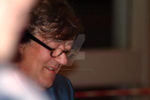 Stephen Fry by lonesomeaesthetic