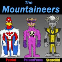 Mountaineers by Lordwormm