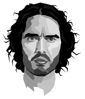 Russell Brand 2 by Tharsius