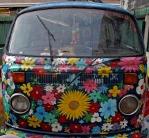 Flower Van 678223 by StockProject1