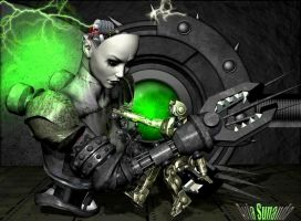 This  ROBOT is Defect by Avia-Sunanda