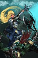 Torea's Retribution by Forsaken2544