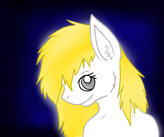 Gold Light: Gift for rainbowshy2001 by CKittyKat98
