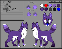 Free Canine Adopt (Closed!) by Mulch-Adopts