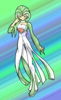 Gardevoir by Cateyes27