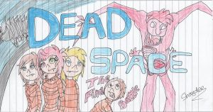 Dead Space The Final Battle by The-Real-Shaydee