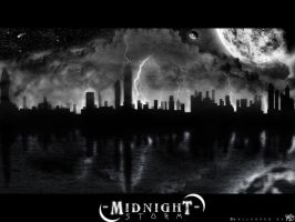Midnight storm by Rely