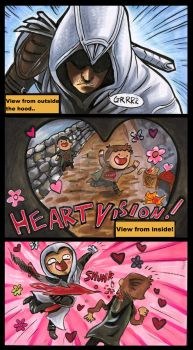 Heart Vision by EatToast