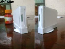 wii papercraft by kiri-chan1990