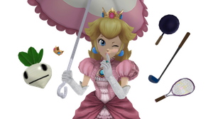 [MMD] Peach Update by ShadowlesWOLF