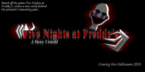 Five Nights at Freddy's: A Story Untold by daoro94