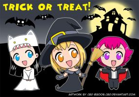 Trick or Treat 2k6 by J8d