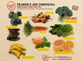 Trader's Joe Indonesia Product Catalogue by Canary789