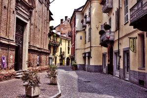 Savigliano's street by mauromago