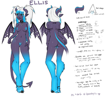 Ellis reference sheet by xenthyl