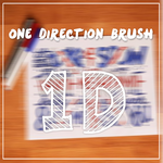 1D brush by LucyBelieber