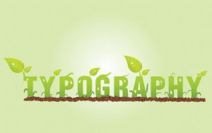 typograph in green by devils666