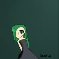 Lily OC by deoxys90