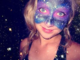 The stars in your eyes.. by KyleeGreider