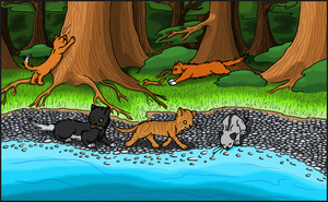 25. ThunderClan by WildpathOfShadowClan
