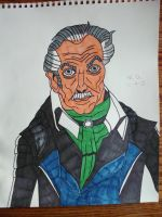 Vincent Price by Forceuser77