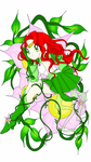 poison ivy sailor scout by misakiyukilover