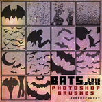 Bat Brush Pack [2016 Update] by radroachmeat
