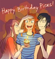 Happy Bday Piras! by Flipfloppery