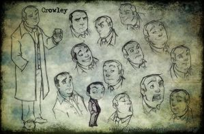 Crowley by GilJimbo