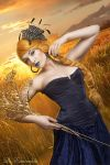 Fields of gold by la-esmeralda
