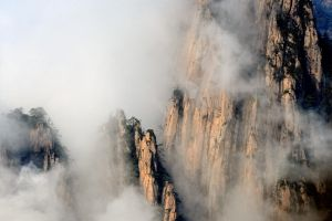 Huang Shan Mountain-11 by SAMLIM