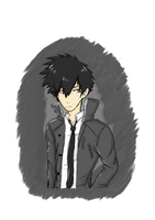 that guy from psycho pass by try-harding-noob