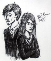 Remus and Abby by belladonnadwale