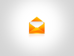 Letter icon by Lambrian