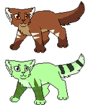 :Points or trade: Cats batch 5 by Zoesadopts4u