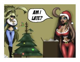 Happy Belated Xmas by 0-The-Leviathan-0