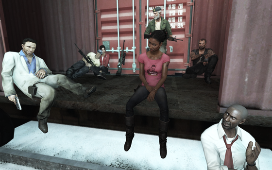L4D - A resting period. by Spaulding--x