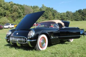 Little Black Corvette by SwiftysGarage