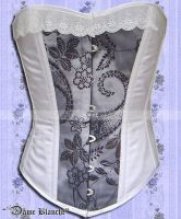 "Victorian Corset by ""Silme"" by Amelyse"