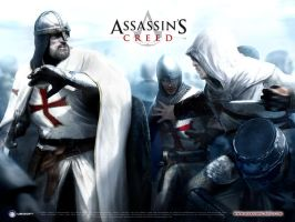 Assasin cReed wall paper by paniti23