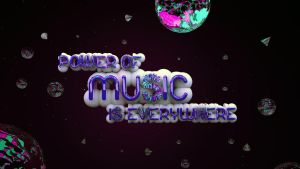 Power of music is everywhere by zagiPL
